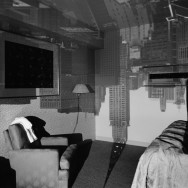 Camera Obscura Image of the Chrysler Building in Hotel Room, 1999