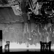 Camera Obscura: Manhattan View Looking South in Large Room, 1996